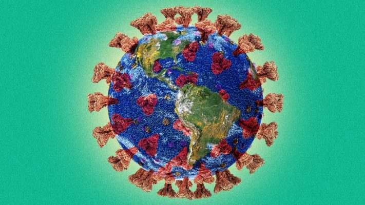 Does climate change affect the transmission of coronavirus?